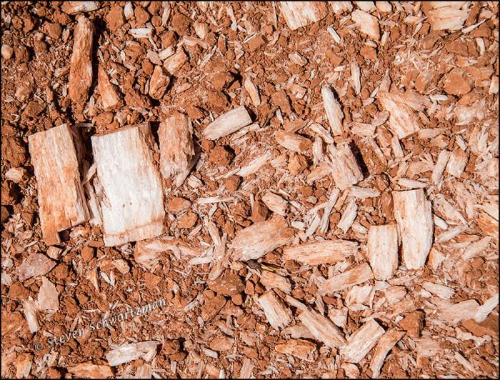 Crystalline Rock Shards 9746