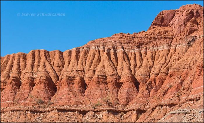 Caprock Canyons Park Landscape 9850