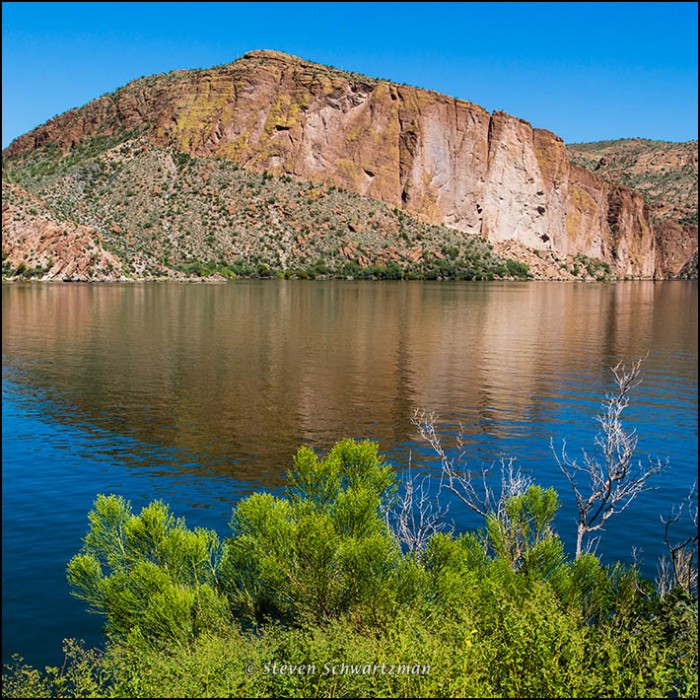 Canyon Lake, Arizona 1896