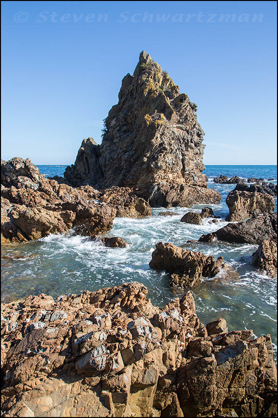 Coastal Rockscape 6157