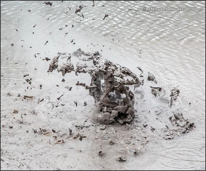 Mud Eruption 7466