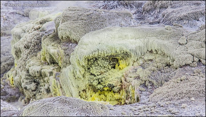 Geothermal Formation at Te Puia 6875