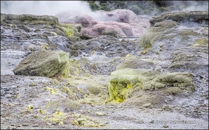 Geothermal Formations at Te Puia 6787