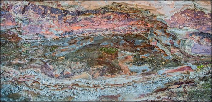 Colorful Shore Rocks 8271