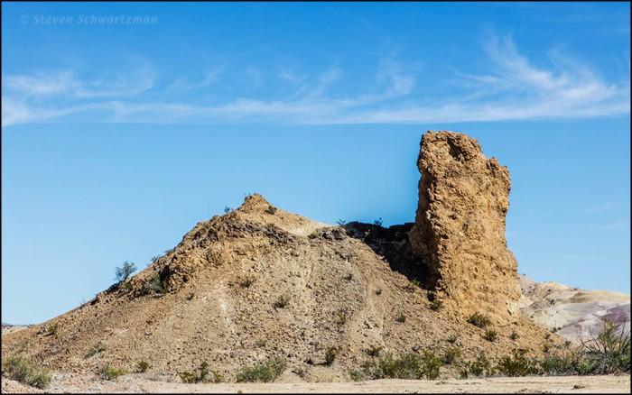 Big Bend Mound Like a Headless Camel 9891