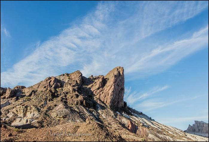 Mountain Across from Cerro Castellan 0086